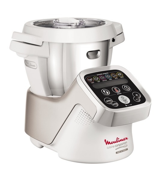Test du cuisine companion de moulinex for Cuisine companion