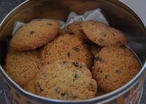 Cookies aux pépites de chocolat (MaëvaB)