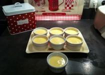 Crème au citron (Valvanille)