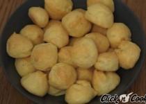 Gougères au fromage (SoniaB)