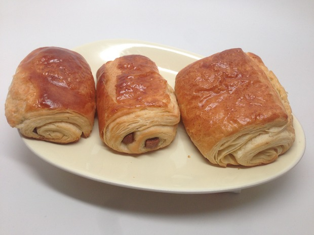 Pains Au Chocolat Pate Feuilletee Levee Methode Escargot Soniab