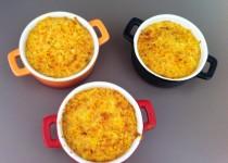 Flans de carottes au cumin (Milie)