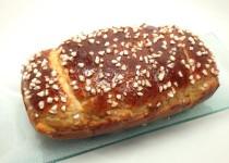 Brioche au sucre vanillé (SoniaB)