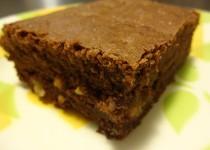Brownie au noix de pécan (ChrysB)