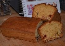 Cake aux fruits confits (MaëvaB)