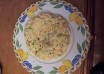 Frittata aux courgettes (Pitou Mitou)