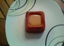 Cake carambar (MaudL)