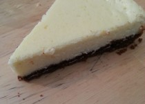 Cheesecake au fromage blanc (Sihnoh)
