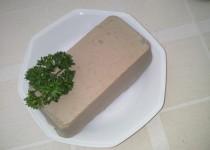 Mousse de foie de volaille (Nanie)