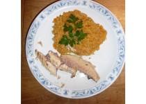 Risotto de quinoa au potiron (Fred44)