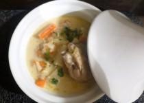 Waterzooï de poulet (Frédérique)