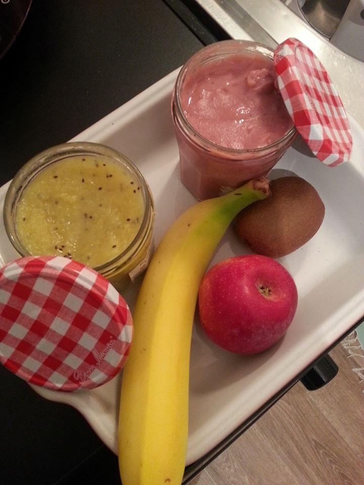 Compote-banane-kiwi-pomme-framboise-sihnoh