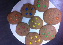 Cookies M&M's (EliseL)