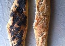 Baguettes aux graines (Valvanille)