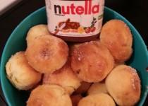Beignets fourrés au Nutella ou confiture – cuisson four (Sihnoh)