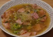 Bouillon coréen aux vermicelles de patate douce (MaëvaB)