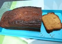 Cake au caramel beurre salé (SéverineS)