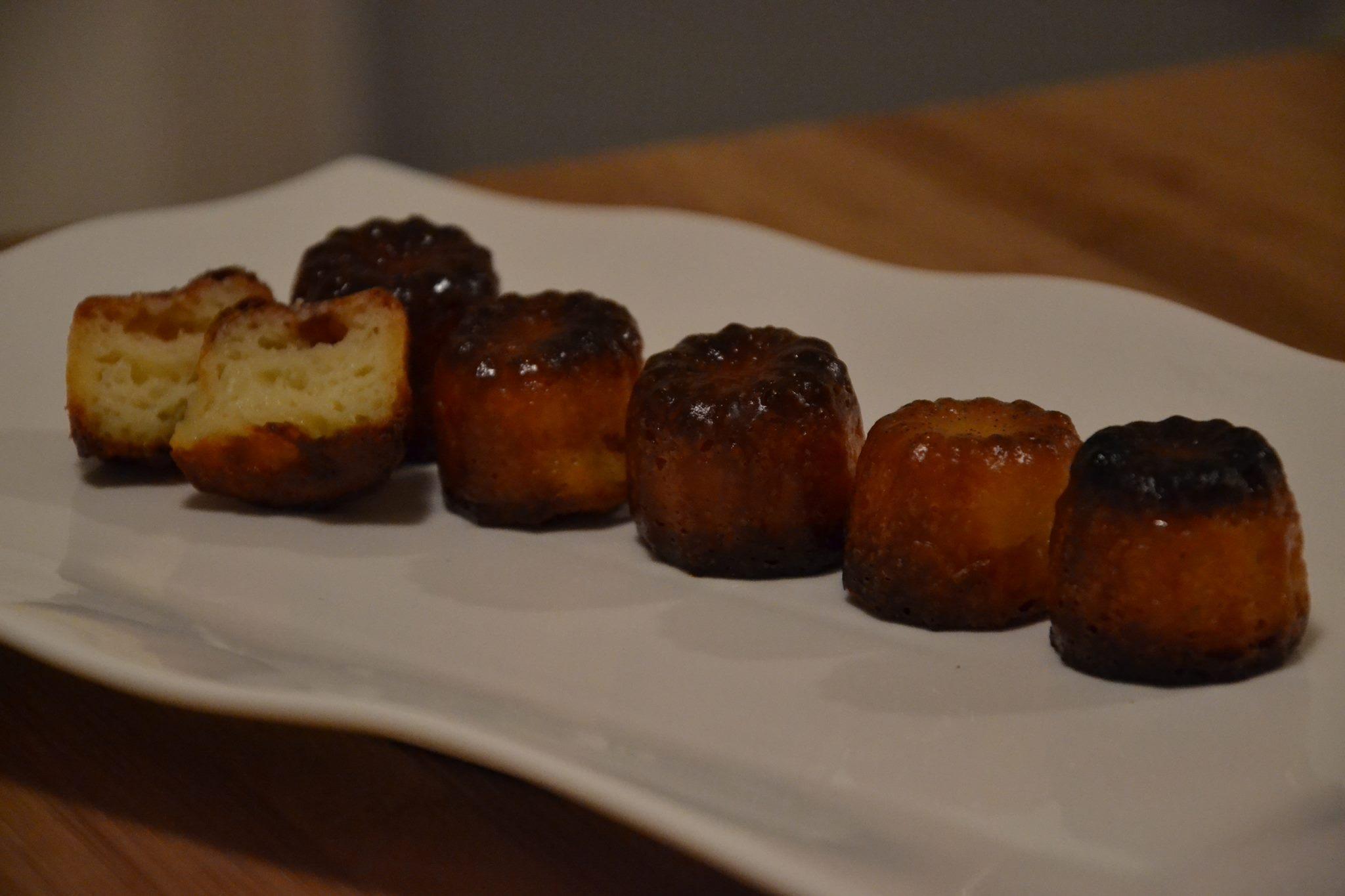 cannelés (maevab) - recette cuisine companion