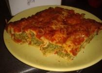 Cannelloni épinard sauce tomate (SandraC)