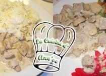 Filet mignon de porc à la moutarde (AnnSo Cuisine)