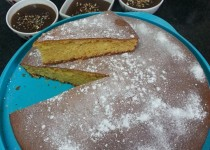 Gâteau à l'orange (SéverineS)
