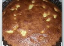 Gâteau moelleux aux pommes (ValerieA)
