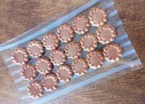Mini-savarins au caramel (Kina)