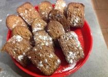 Moelleux chocolat pralinoise (Mimi chouquette)