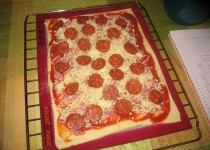 Pâte à pizza (DominiqueB)