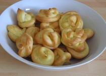 Pommes duchesses (Christian)