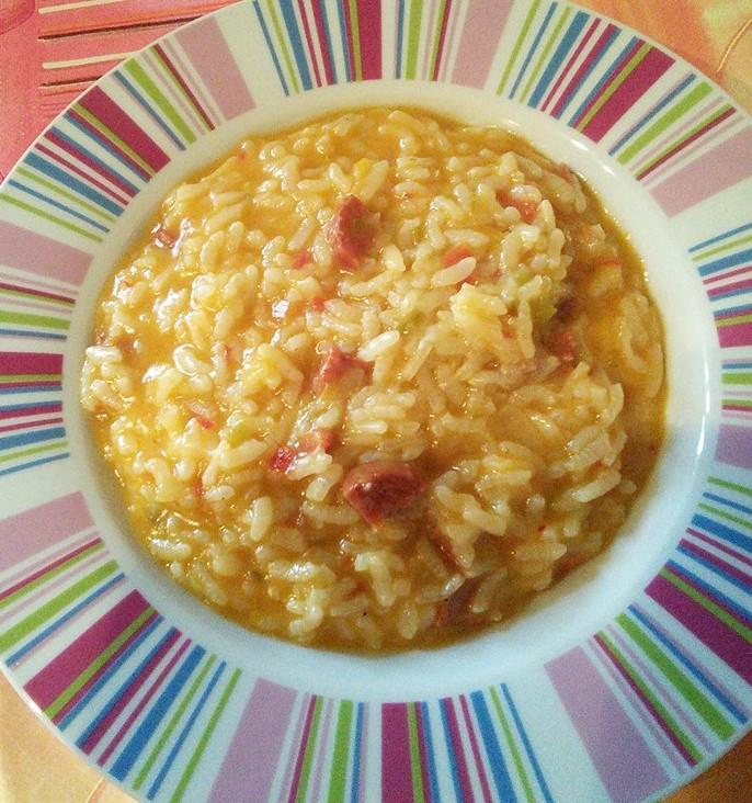 risotto-poivrons-chorizo-kina