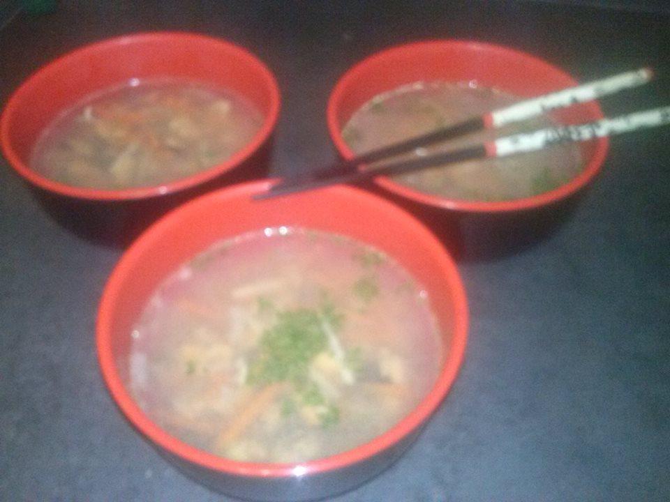 ma soupe asiatique sylviea recette cuisine companion. Black Bedroom Furniture Sets. Home Design Ideas