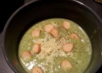 Velouté de poireaux et pommes de terre (Anne-LiseD)
