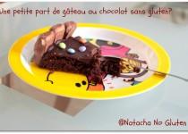 Fondant chocolat amande sans gluten (NatachaNoGluten)