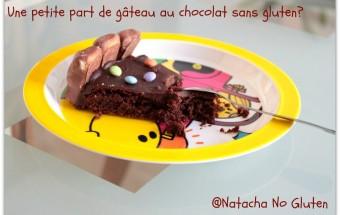 Fondant chocolat amande