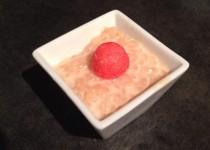 Riz au lait aux fraises Tagada (ClémenceB)