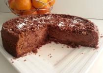 Gâteau moelleux choco-noisette ou «Sahne-Krümmel Torte» (NathalieG)