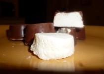 Bouchées guimauve chocolat (Emmanuelle62)