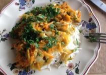 Riz aux légumes (Dani)