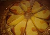 Gâteau à l'ananas WW (SandraC)