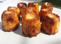 Minis cannelés chorizo et gruyère (ElodieN)
