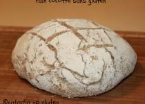 Pain cocotte sans gluten (Natacha no gluten)