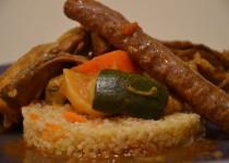 Boulgour carottes / poireaux (MaëvaB)