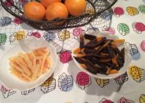 Orangettes confites (MartineN)