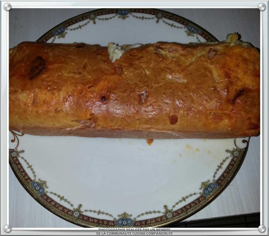 Companion Recette Cake Au Chorizo