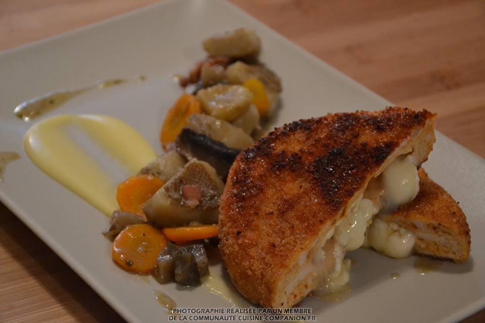 Recettes blanc de poulet - Comment cuisiner des blancs de poulet ...