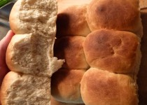 Pain ciabatta sur Poolish (Christel)