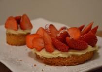 Tarte aux fraises (MaëvaB)