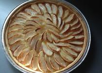 Tarte aux pommes (Valérie Cuisine)