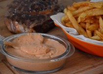 Sauce Choron (sauce béarnaise tomatée) MaëvaB